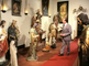Museum filled with holy figures